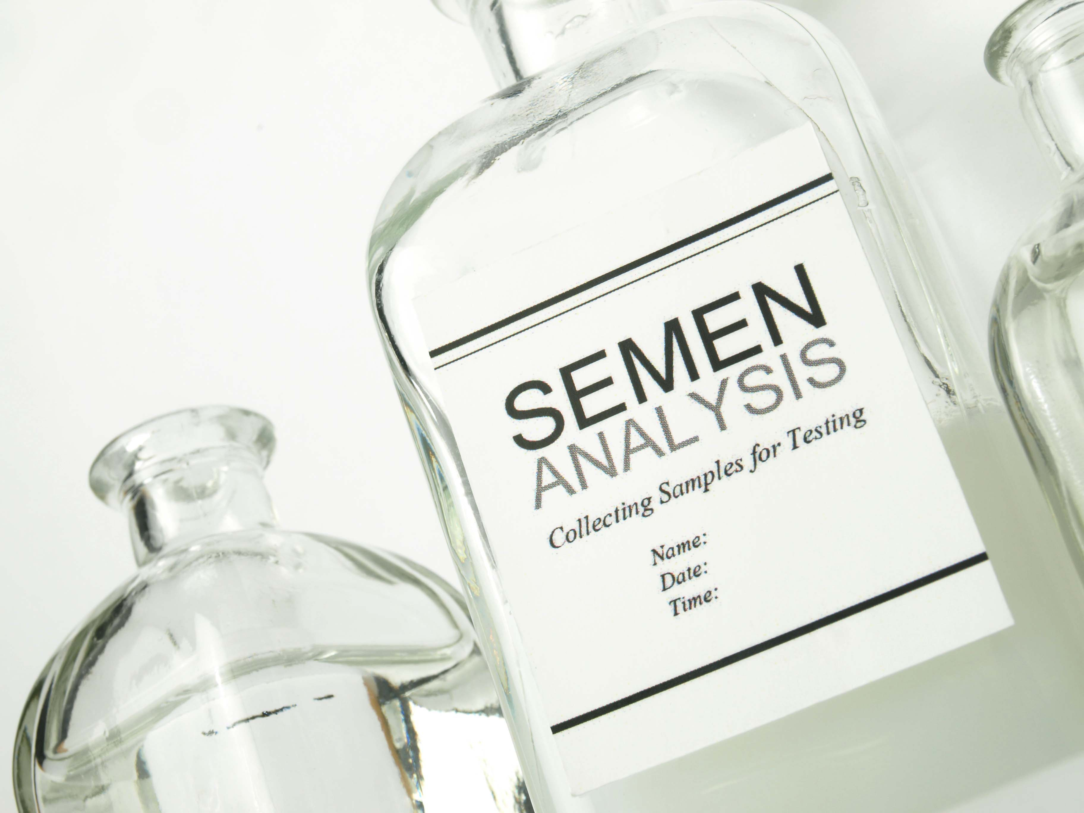 The Semen Analysis: Stop Being Such a Wuss About It!