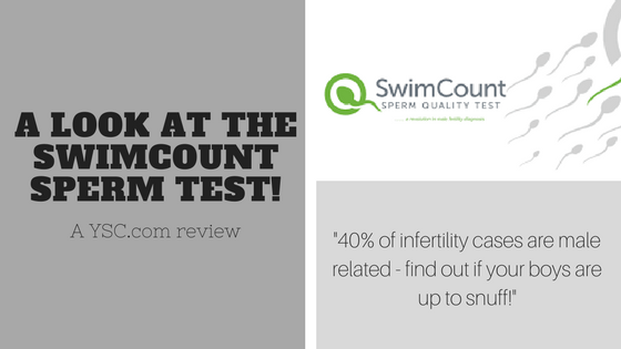SwimCount Sperm Test – Review!